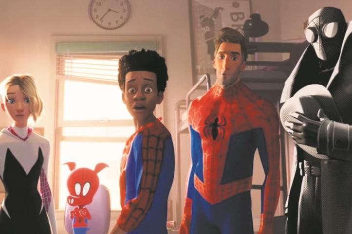 Spider-Man s'accroche en haut du box-office