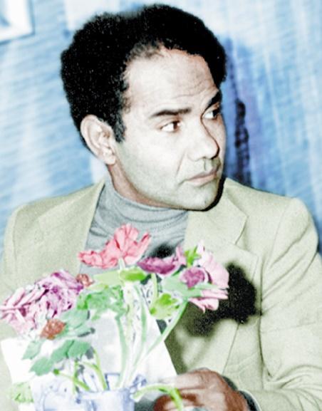 Recueillement sur la tombe du martyr Omar Benjelloun