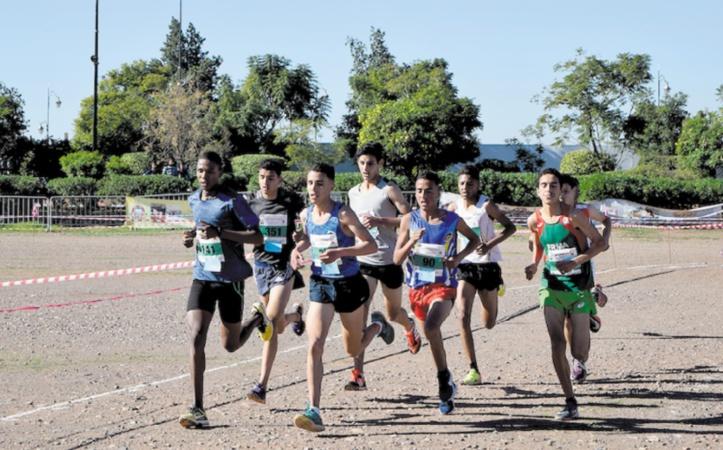 Organisation à Marrakech du 54ème Championnat national scolaire de cross-country
