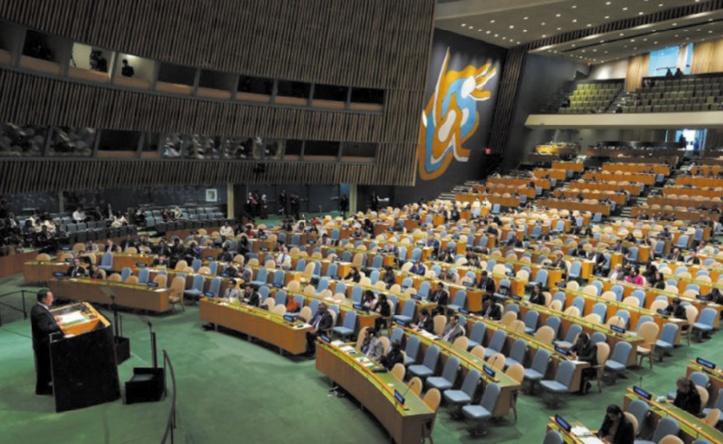 L'ONU adopte un Pacte mondial sur les réfugiés