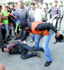 Assassinat d'un supporter du Raja