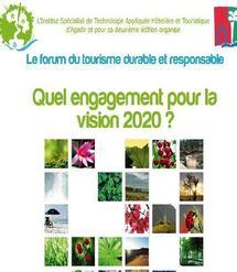 Forum de l'ISTAHT  : Le tourisme durable et responsable à l'ordre du jour