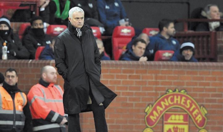 Mourinho laisse le club le plus riche du monde en crise
