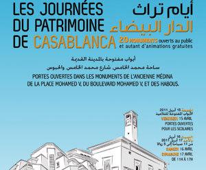 Clôture des troisièmes Journées du patrimoine de Casablanca : Un public casablancais très curieux
