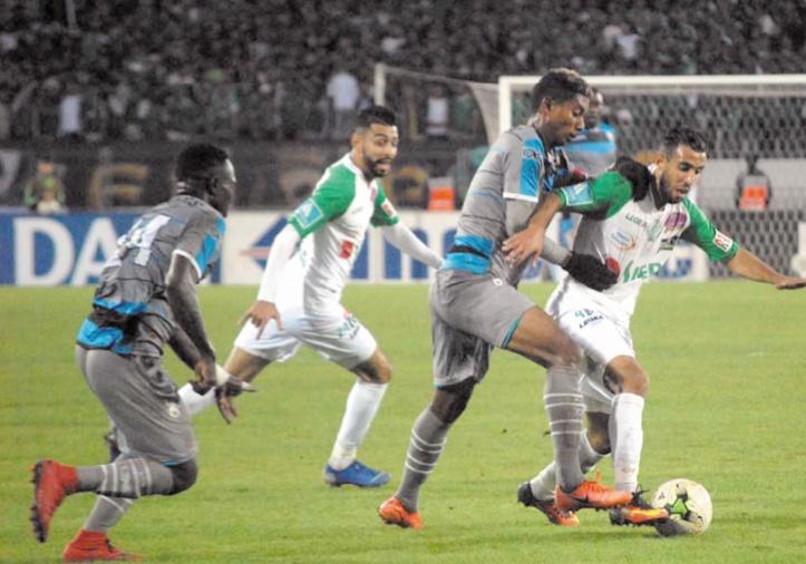 Coupes africaines: Un tour dans les cordes des clubs marocains