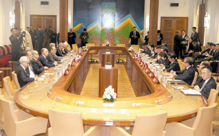 Signature à Rabat de six accords de partenariat entre le Maroc et la Corée du Sud