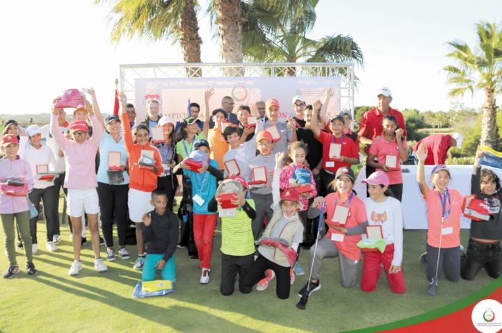 Srixon : Championnats du Maroc Juniors