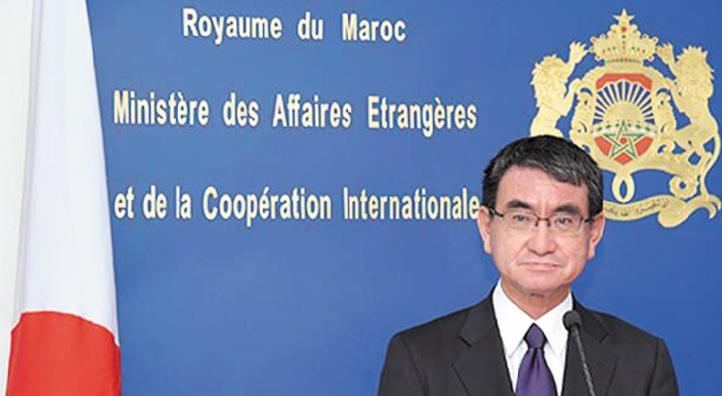 Rabat et Tokyo déterminés à renforcer leur coopération bilatérale