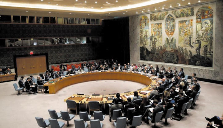 Entrée en piste de nouvelles grandes puissances au Conseil de sécurité en 2019