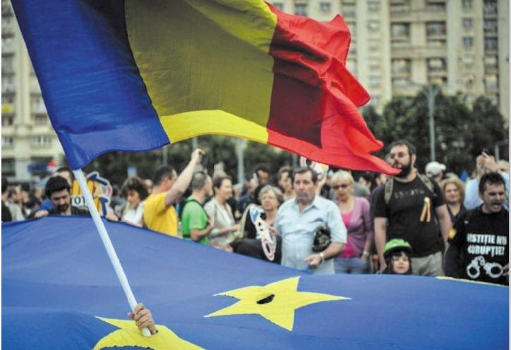 En froid avec Bruxelles, la Roumanie prend la barre de l'UE