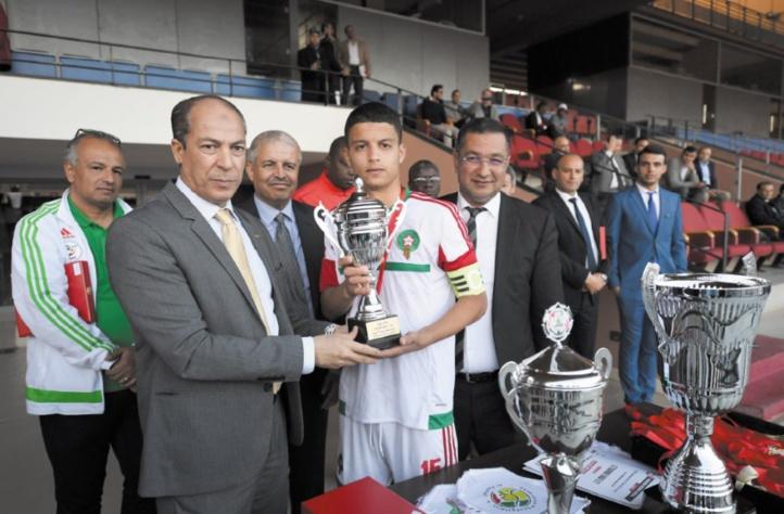 Coupe de l'UNAF : Deuxième marche du podium pour les U17