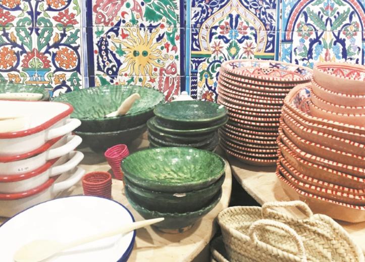 Bonne performance à l'export des produits artisanaux