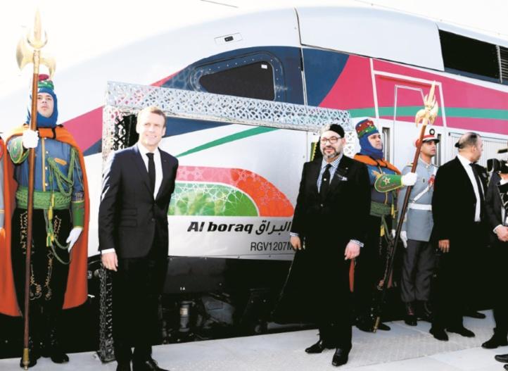 Al Boraq, première ligne à grande vitesse du continent africain