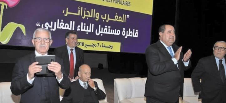 Meeting historique de l'USFP à Oujda