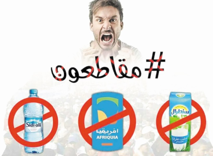 Boycott contre la vie chère