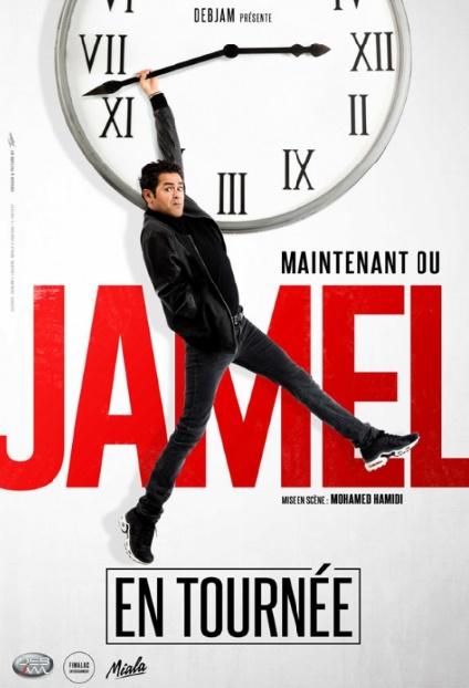 Jamel Debbouze revient au one man show