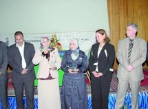 Programme ''Entrelles en région''  :  Remise des prix aux lauréates