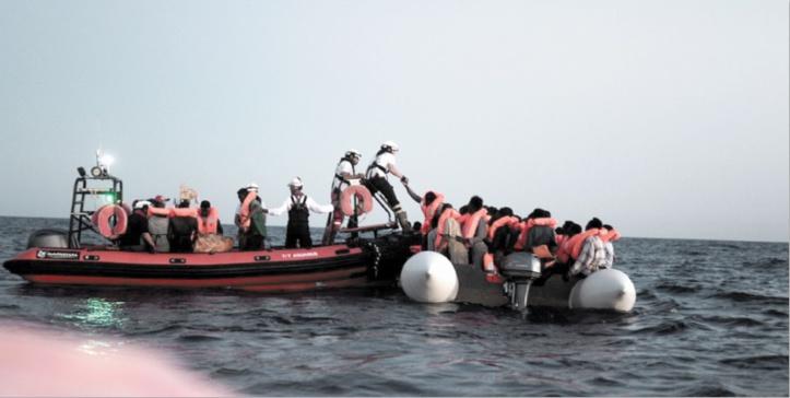 2.262 morts dans des traversées de la Méditerranée en 2018
