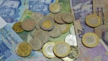Le dirham s'apprécie par rapport à l'euro et vis-à-vis du dollar