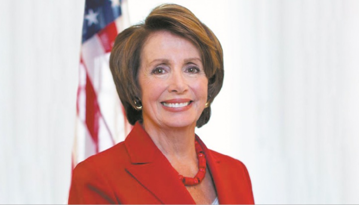 Nancy Pelosi, la femme la plus puissante de Washington