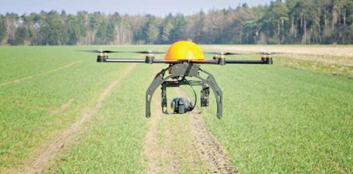 Contribution des technologies aériennes au développement du secteur agricole