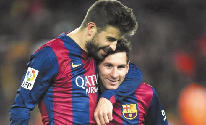 Piqué souhaite faire entrer Messi dans le capital du FC Andorra