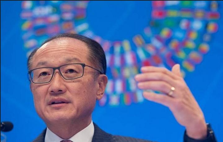 Démission surprise du président de la Banque mondiale Jim Yong Kim