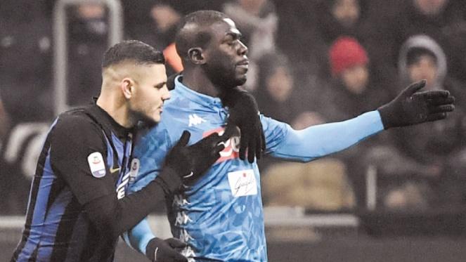 L'Inter Milan accepte le huis clos