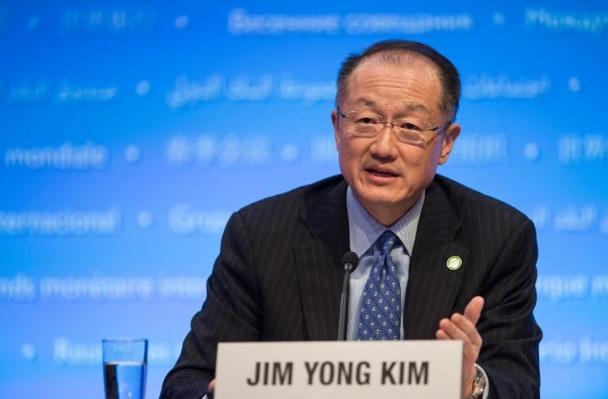 Le président du Groupe de la Banque Mondiale quittera ses fonctions le 1er février