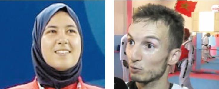 Abou Fares et Lafdini distingués à Dubaï