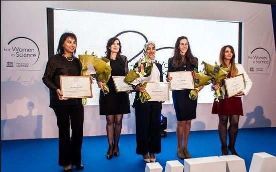 """Des chercheuses marocaines lauréates du programme """"Pour les femmes et la science"""""""