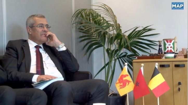 Le Maroc et la Fédération Wallonie-Bruxelles renforcent leur coopération dans les domaines de l'administration et de la fonction publique