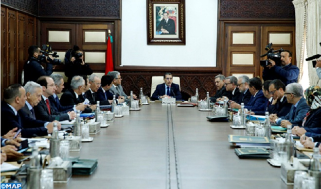 Adoption de projets et de convention lors de la réunion du Conseil de gouvernement
