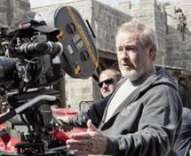 """Ridley Scott retrouve """"ses"""" plateaux à Ouarzazate"""