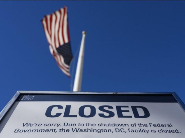 """Le """"shutdown"""" le plus long  de l'histoire américaine"""