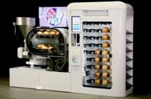Insolite : Robot boulanger