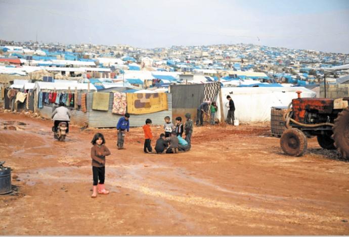 15 enfants déplacés sont morts en raison du froid hivernal en Syrie