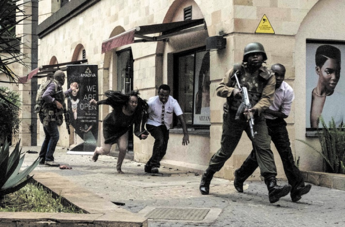 Fin de l'attaque jihadiste qui a fait 15 morts à Nairobi au Kenya