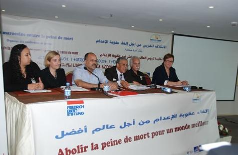 La Coalition contre la peine de mort tient son assemblée générale à Rabat