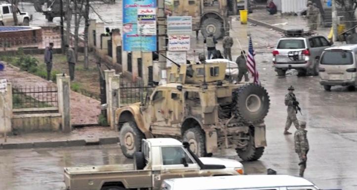16 morts dont quatre Américains dans un attentat de l'EI en Syrie