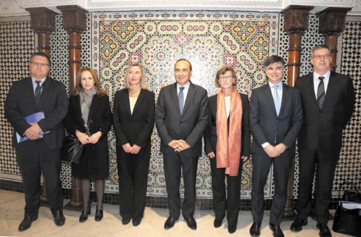 Habib El Malki : Le Royaume est attaché à sa stratégie de partenariat avec l'UE