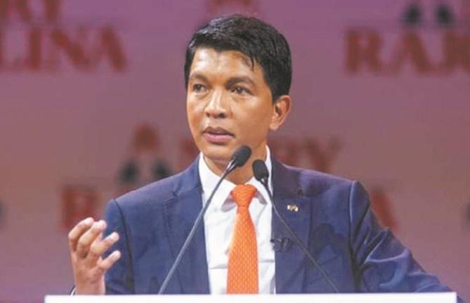 Habib El Malki représente S.M le Roi à l'investiture du nouveau Président malgache