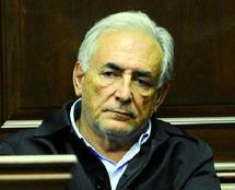 Strauss-Kahn démissionne du FMI