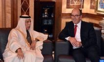 Examen des moyens de renforcer  la coordination parlementaire maroco-qatarie