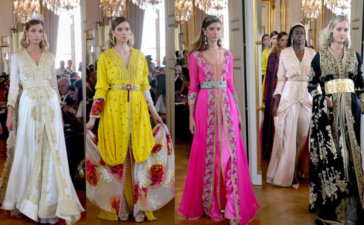 Paris accueille la 23ème édition de l'Oriental Fashion Show avec la participation du Maroc