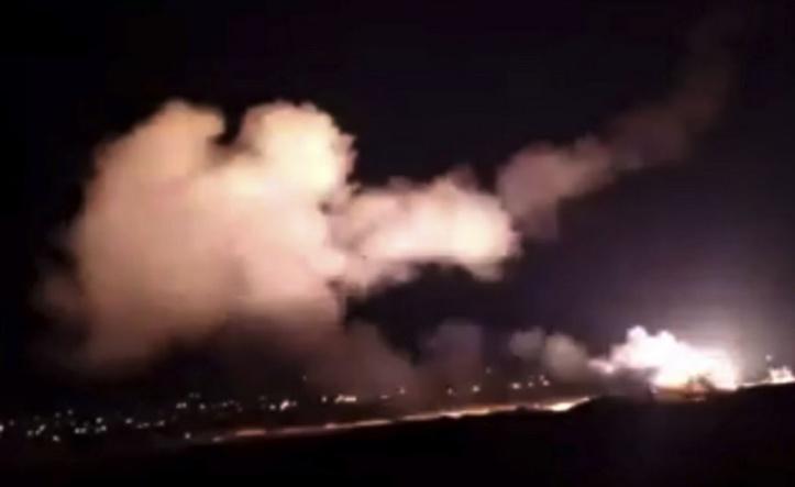 11 combattants tués dans des frappes israéliennes en Syrie