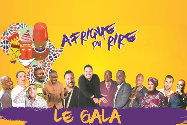 """""""L'Afrique du rire"""" fait escale à Rabat et Casablanca"""