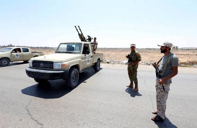 Accord de trêve en Libye après des combats meurtriers entre milices