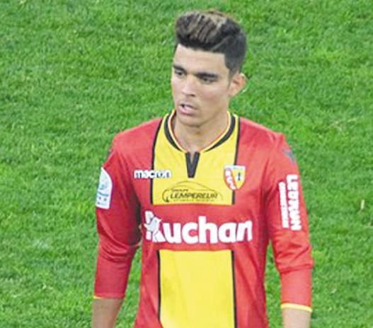 Bencharki, homme du match face à Nancy