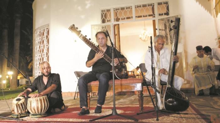 Karim Qamari : Faire corps avec les cordes